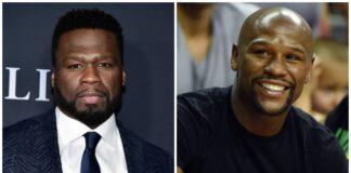 50 Cent, Floyd Mayweather