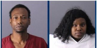 """ouple accused of kidnapping and killing a 3-year-old girl Kamille """"Cupcake"""" McKinney"""