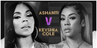 Ashanti, Keyshia Cole