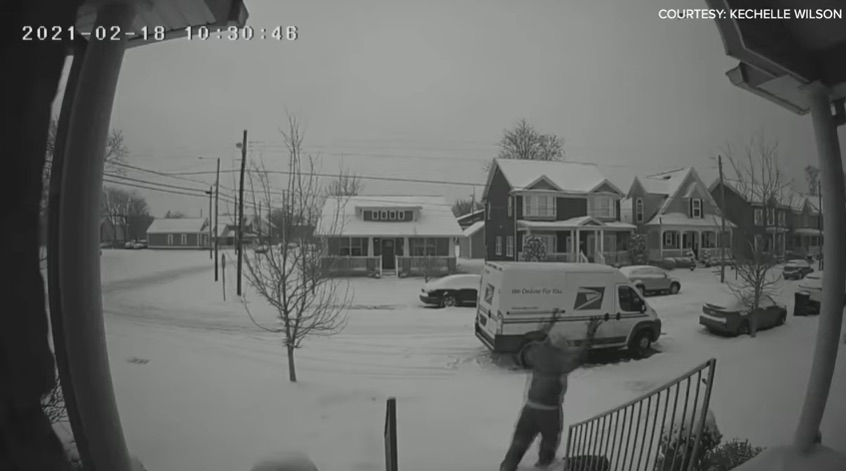Kechelle Wilson's Doorbell Cam