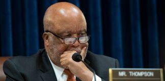 Rep. Bennie Thompson. Photo: Jim Watson/AFP via Getty Images