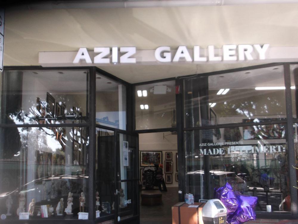 Aziz Gallery