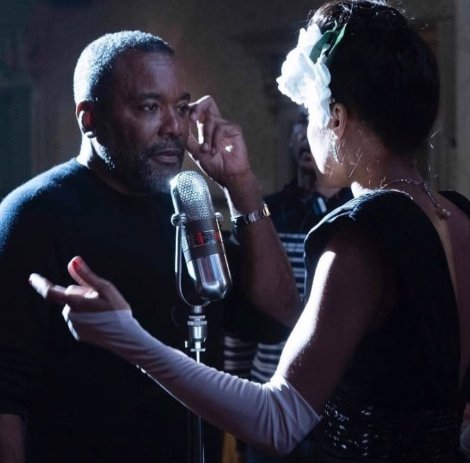 Lee Daniels, Andra Day, The United States vs. Billie Holiday