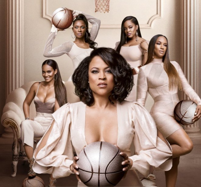 Basketball wives, twitter