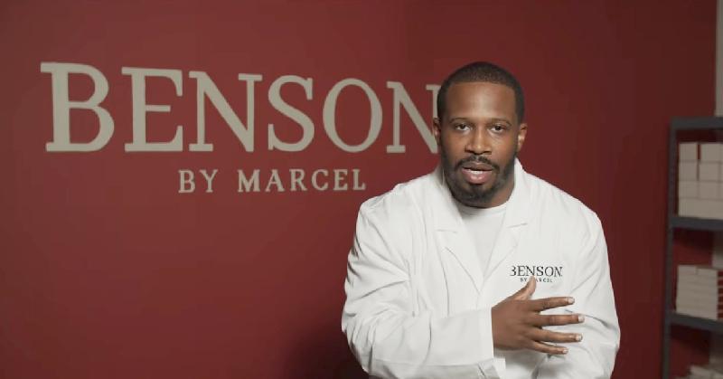 Benson Watch by Marcel