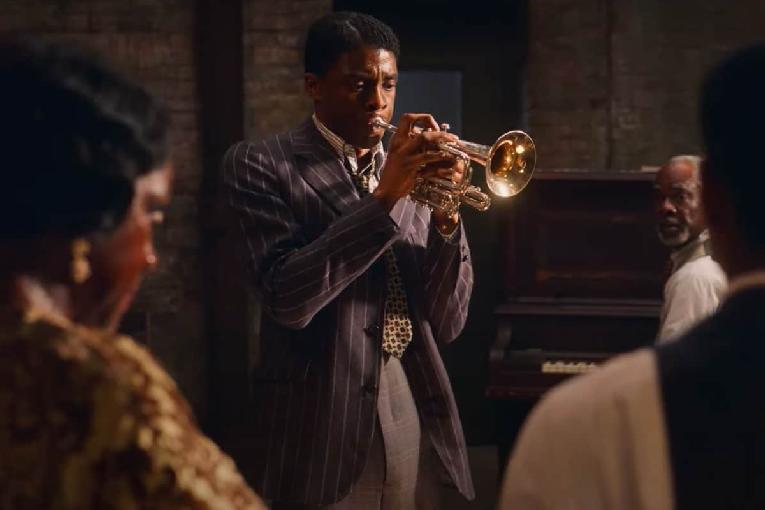 Chadwick Boseman - Ma Rainey