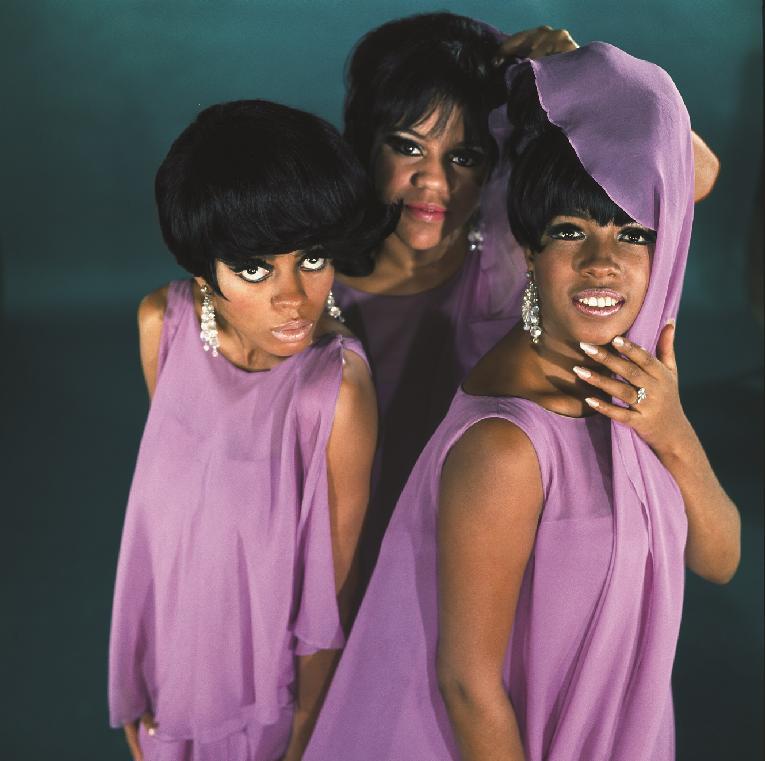 Diana Ross, Florence Ballard, Mary Wilson - Photo Credit Courtesy Motown Archives