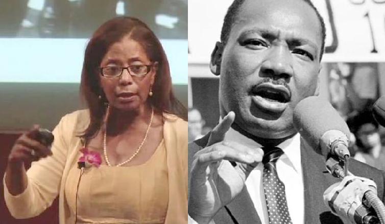 Donzaleigh Abernathy - Martin Luther King Jr