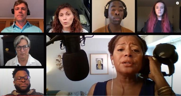 Donzaleigh Abernathy - the listening screenshot