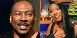 Eddie Murphy - Megan Thee Stallion