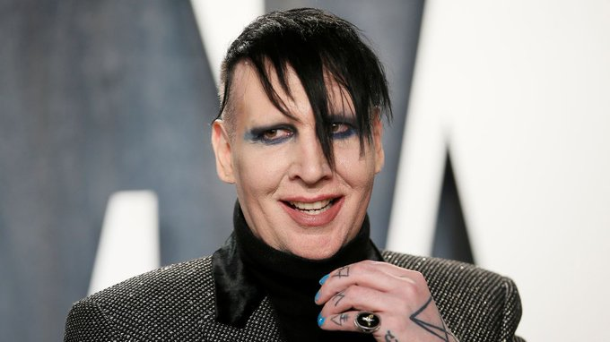 Marilyn Manson Responds To Abuse Claims