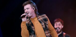 singer Morgan Wallen