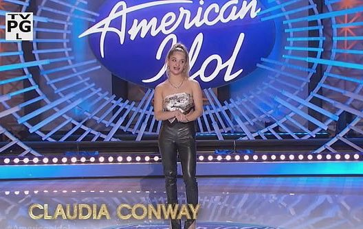 claudia conway american idol