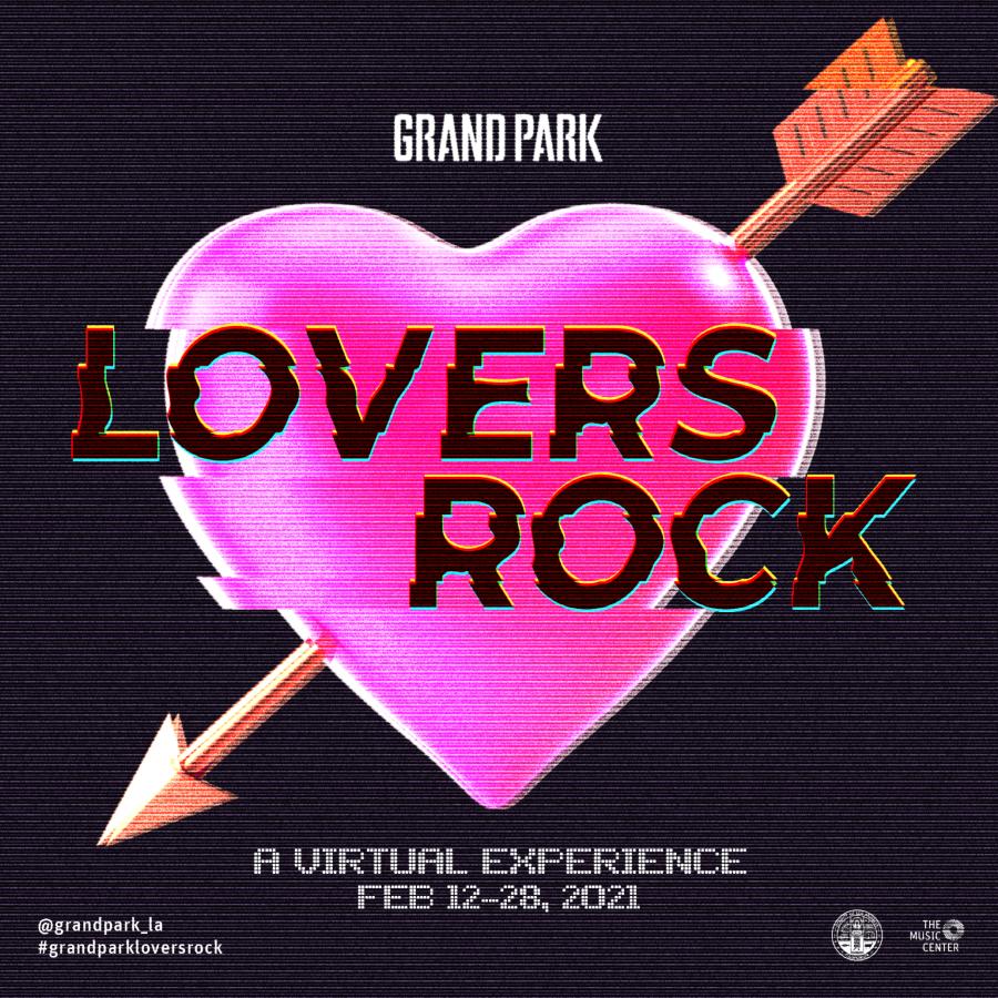 GP Lover's Rock Logo