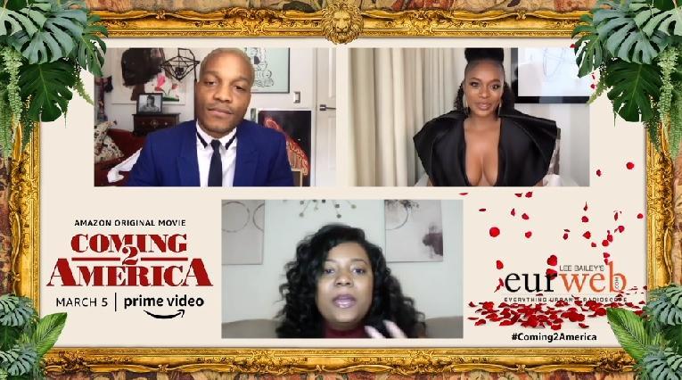 Jermaine Fowler & Nomzano Mbatha & L Marie - screenshot
