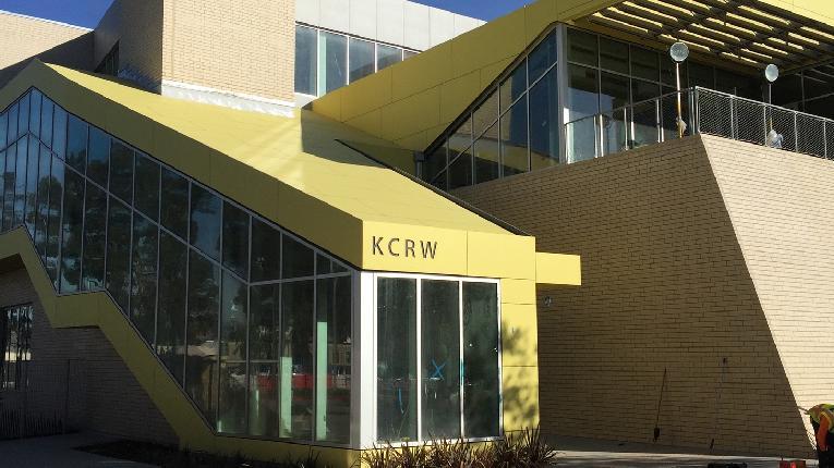 KCRW (kcrw radio)