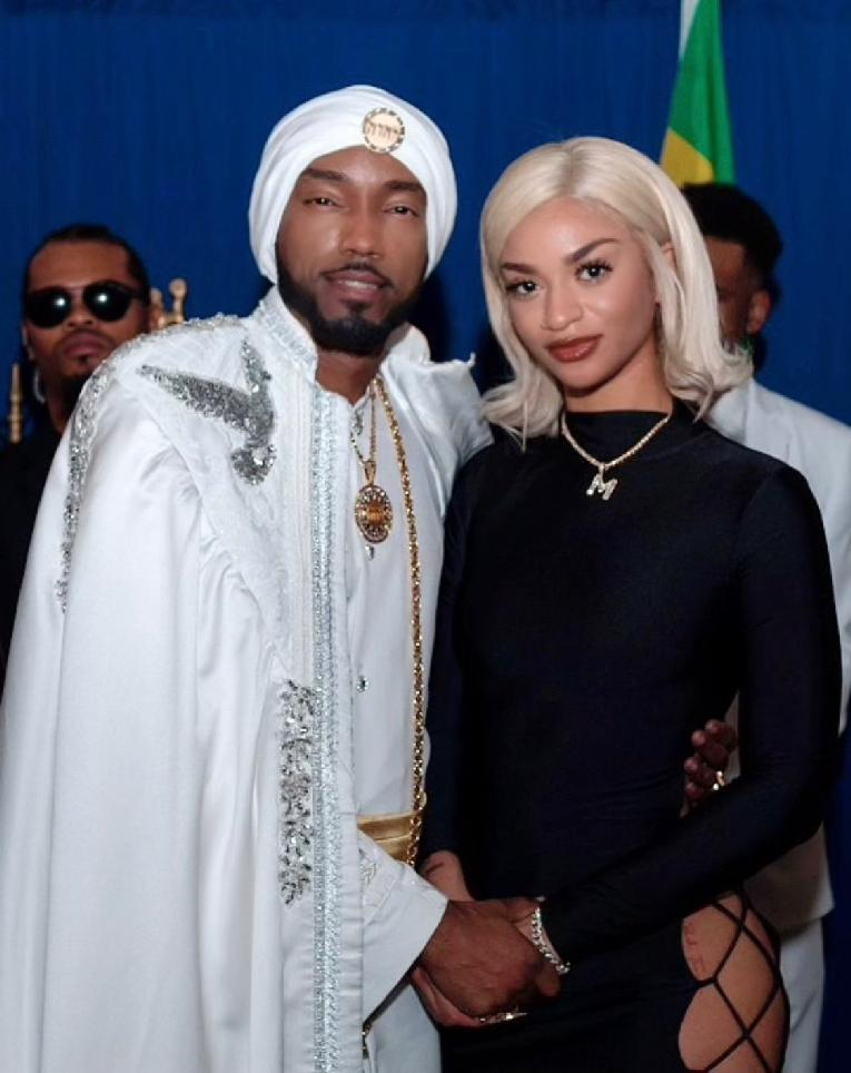 King YAHWEH and Melii 5