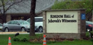 Kingdom Hall of Jehovah's Witnesses - Getty