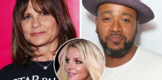 Lynne Spears Britney Spears, Columbus Short1 / Getty