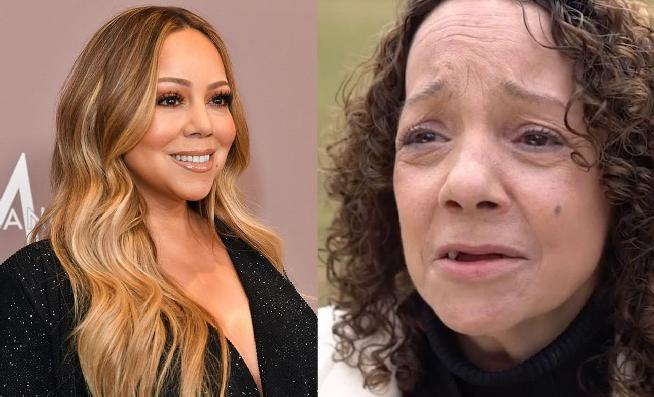 Mariah Carey's sister sues over tell-all memoir