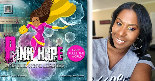 Pink HOPE and the HOPE Leaders by Tymika Chambliss