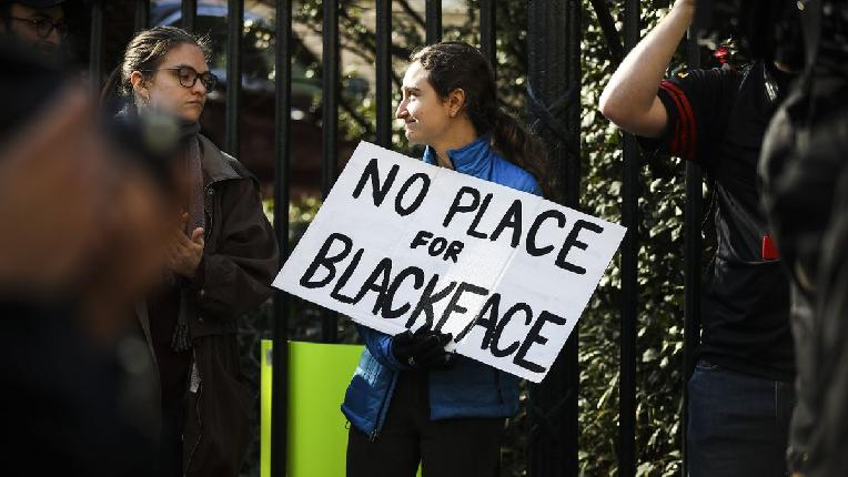 Racism - No Place for Blackface - GettyImages_1093786366