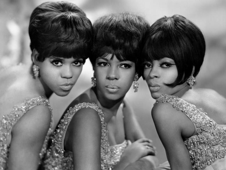 Supremes - classic pic (Flo Mary Diana) - Getty