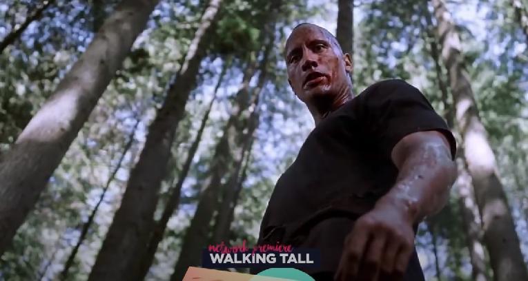 The Rock - Walking Tall