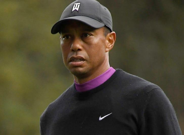 Tiger Woods - Getty