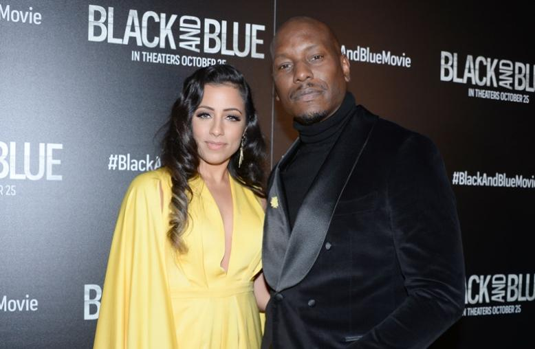 Tyrese and Samantha (Getty)
