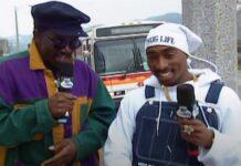 Tupac & Fab 5 Freddy - Yo! MTV Raps