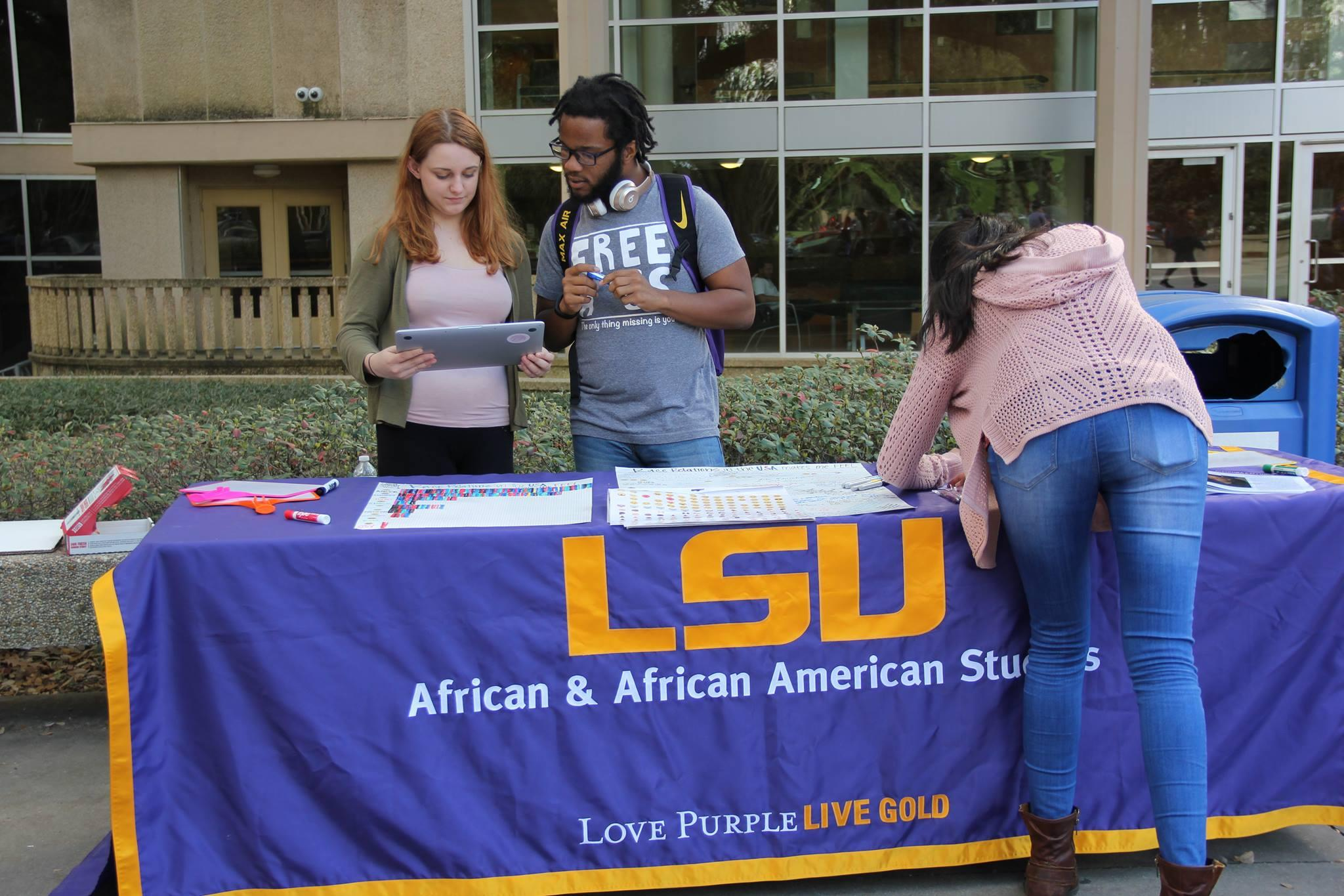 lsu african and african american studies
