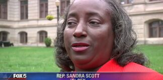Rep. Sandra Scott