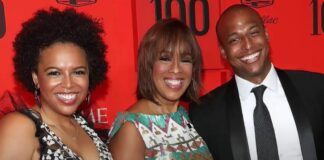 Gayle King's Daughter Married at Oprah Winfrey's House