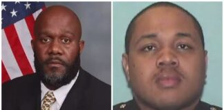 Atlanta officers Ivory Streeter and Mark Gardner