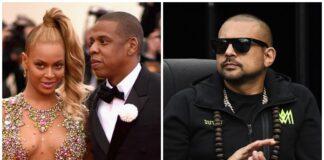 Beyonce, Jay Z, Sean Paul - GETTY