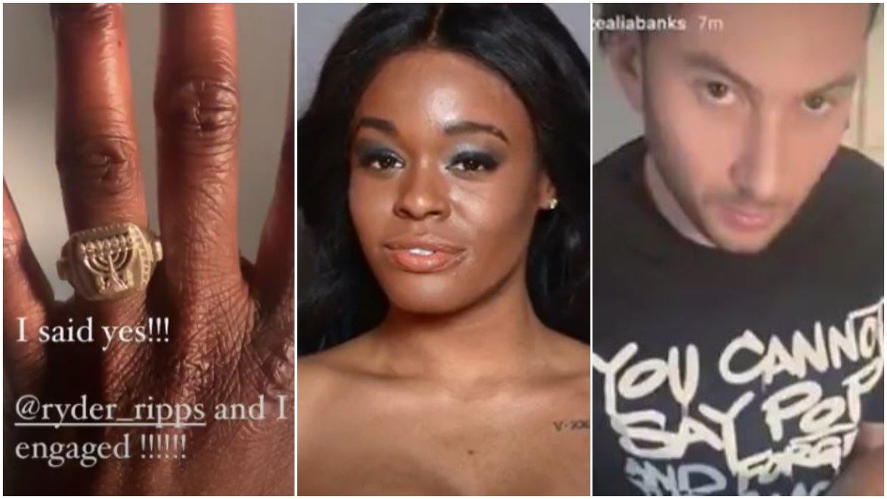 Azealia Banks is now engaged to a white man- 2021-02-23T070523.050
