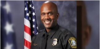 Lexington police Officer Jervis Middleton