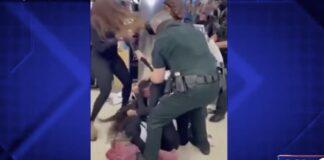 Women brawl at Fort Lauderdale Airport