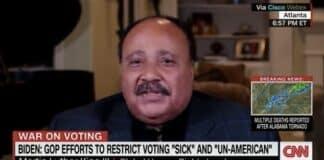 Martin Luther King III on CNN