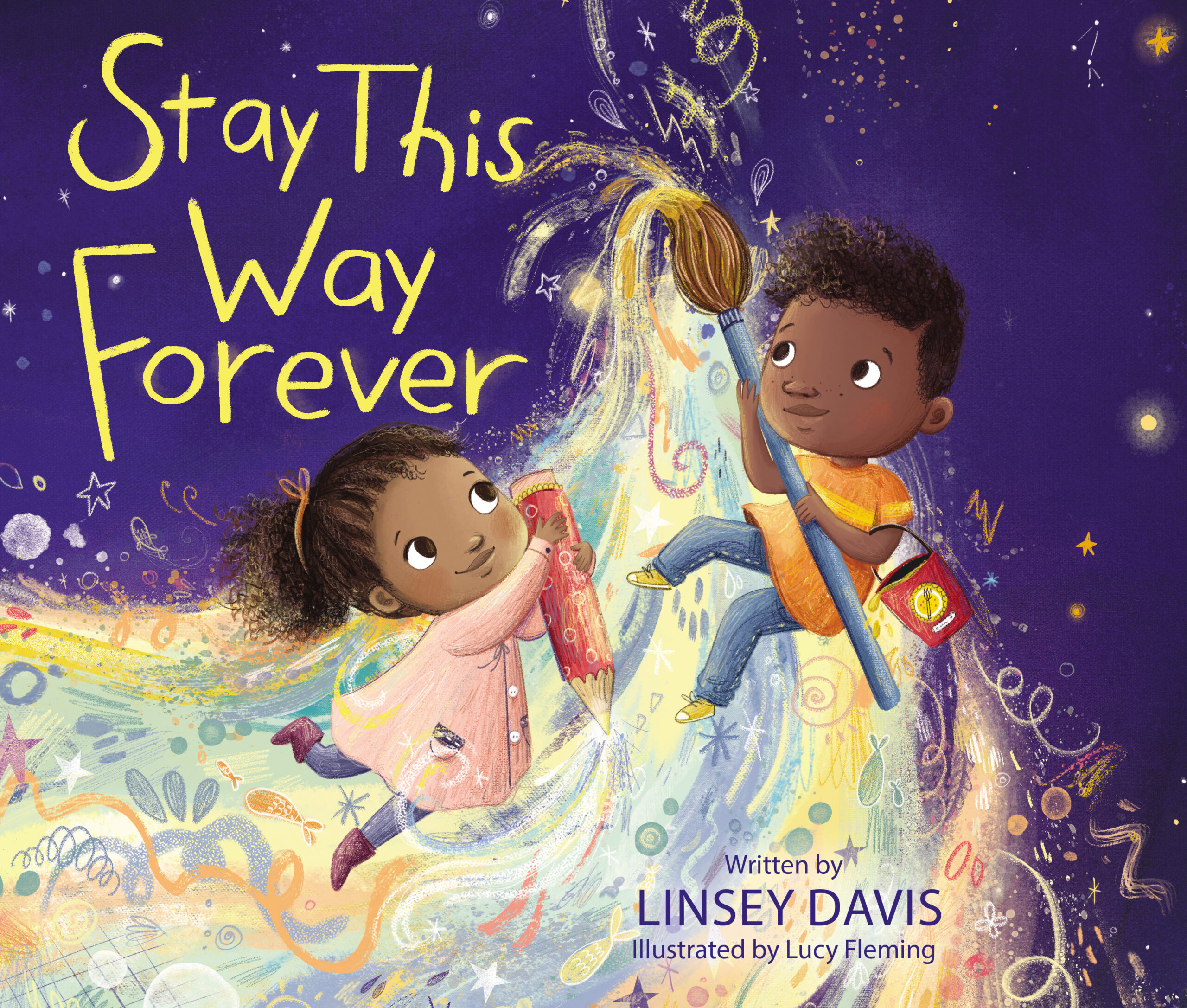 Stay This Way Forever, Linsey Davis