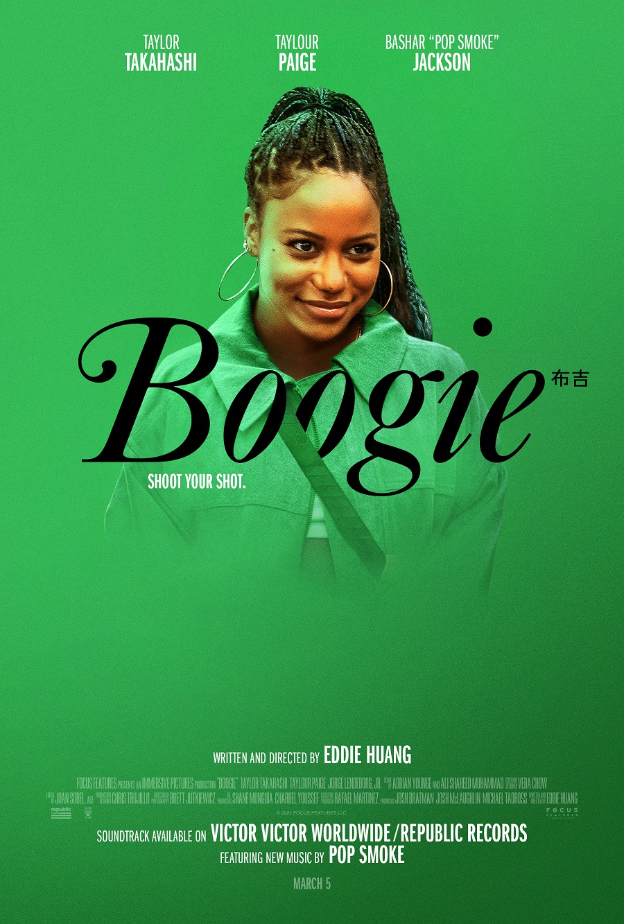 BOOGIE, Taylour Paige