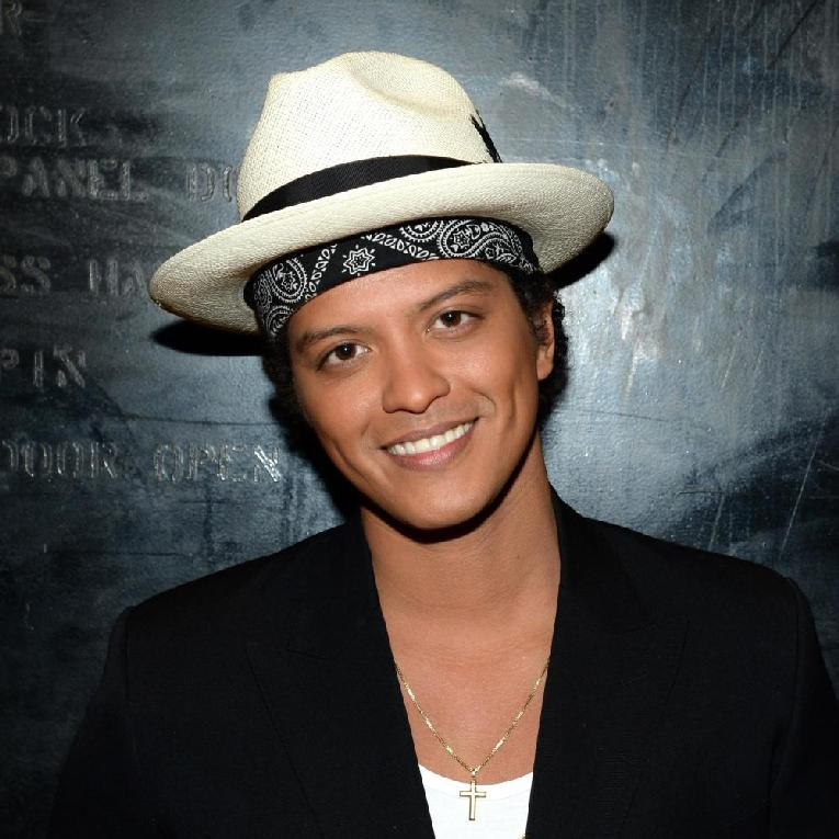 Bruno Mars - Getty