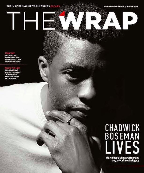 Chadwick Boseman - TheWrap