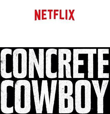 Concrete Cowboy - logo