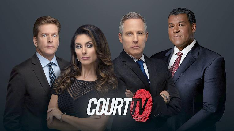 Court TV Anchor Team 2021
