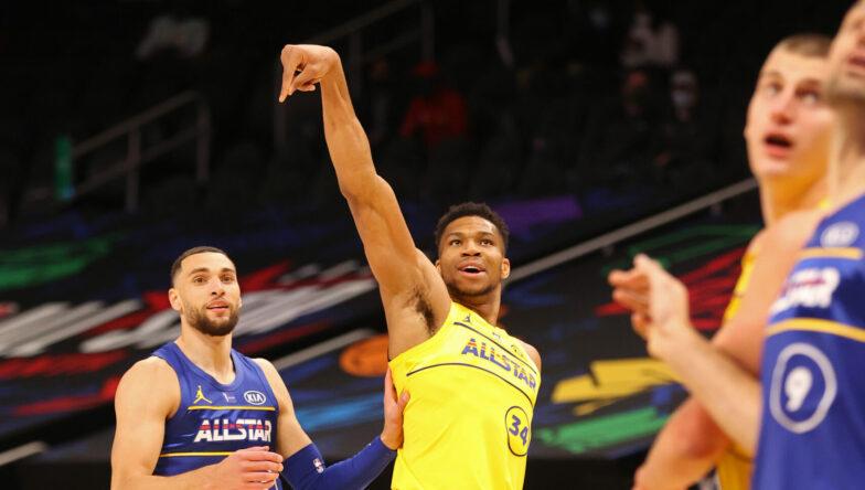 2021 70th NBA All-Star Game
