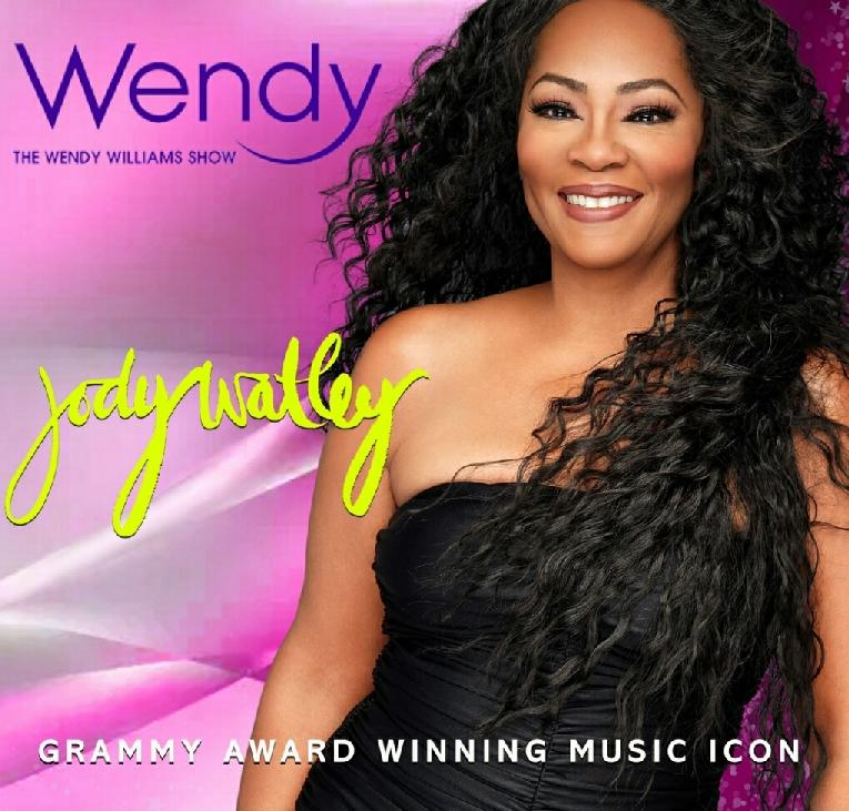 Jody Watley on Wendy Williams
