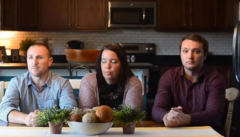 Jordan Kita Family - YouTube screenshot
