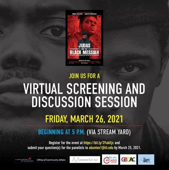 Judas - Virtual screening